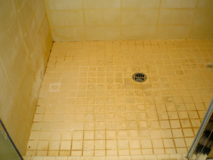 Before - Groutsmith Cleaning